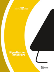 Vignette Chapitre signalisation temporaire du catalogue Signaux Girod