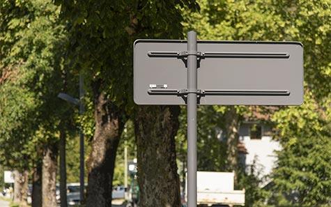 panneau signalisation directionnelle neo signaux girod
