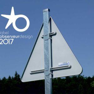 Panneau signalisation police Néo - Signaux Girod