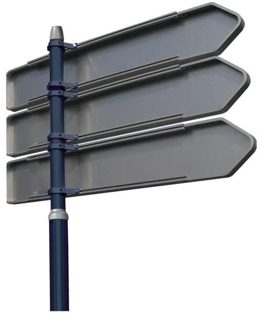 Panneau directionnelle Opale - Signaux girod