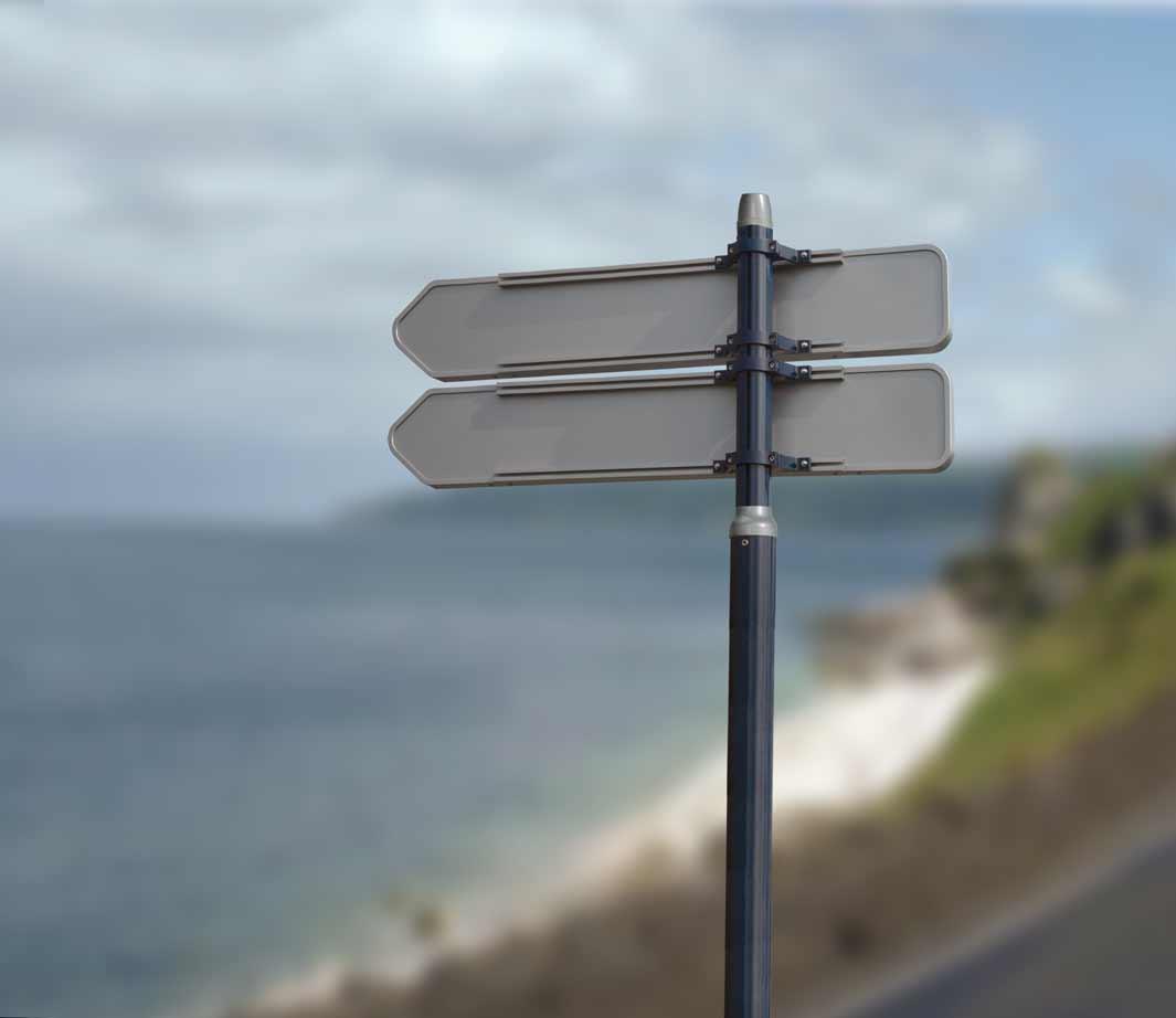 Panneau signalisation directionnelle Opale - Signaux girod