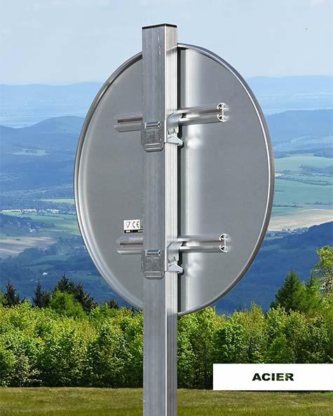 panneau signalisation de police acier access Signaux Girod
