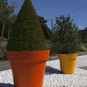 Pot de fleur extérieur Extravase - Mobilier urbain Signaux girod