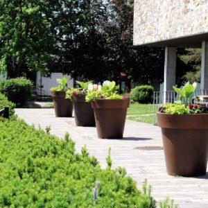 Pot de fleur extérieur Extravase - Mobilier de fleurissement Signaux girod