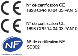 certification ce nf panneau caisson traversant