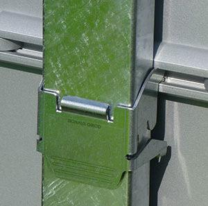 Collier fixation izi - Collier pour panneau de signalisation Signaux Girod
