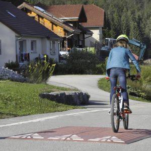 Coussin berlinois - Ralentisseur de vitesse Signaux Girod