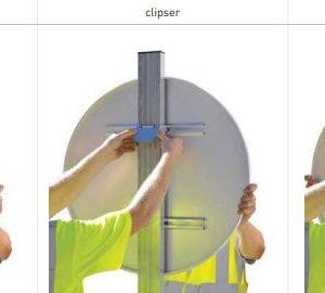 Montage facile du collier de fixation IZI - Signaux girod