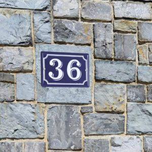 numero maison aluminium signaux girod