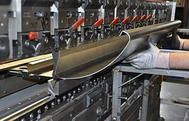 Machine de Pliage - Signaux Girod, fabricant Français depuis 1905