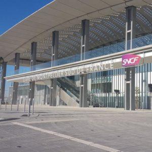 Accessibilité : Gare de Montpellier