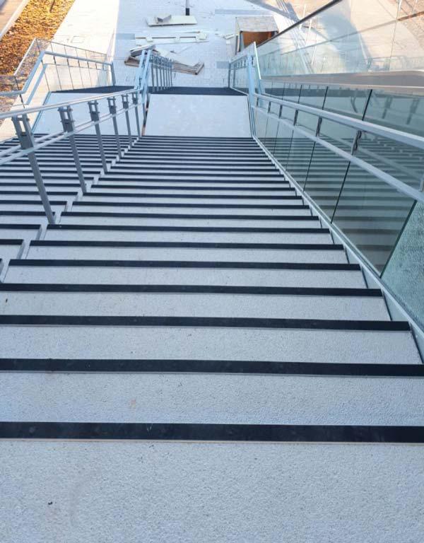 Accessibilité - Nez de marche