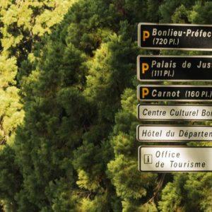 Signaux Girod : Produits de signalisation directionnelle