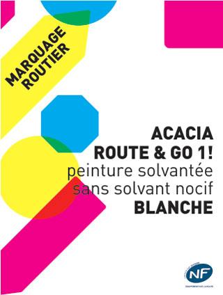 Vignette Acacia route & go 1!
