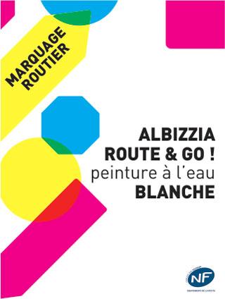 Vignette Albizzia route and go