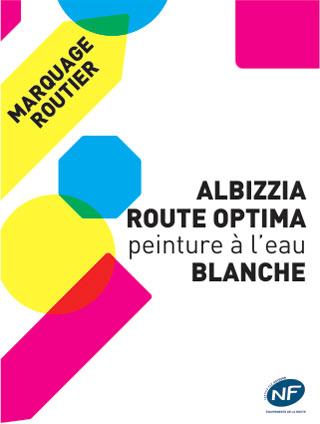 Vignette Albizzia route Optima