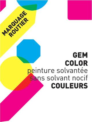 Vignette Gem color