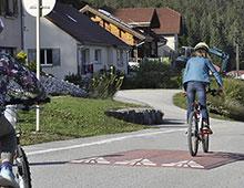 Dos d'âne ou coussin berlinois - Aménager votre école signaux signaux girod