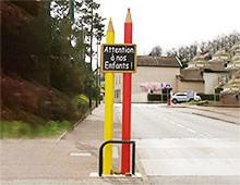 crayon ecole - Aménager votre école signaux signaux girod