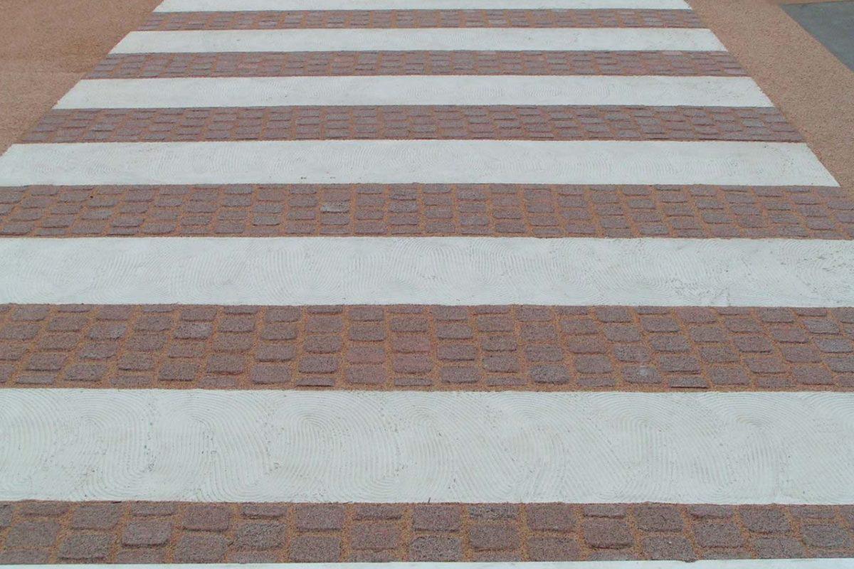 marquage passage pieton pave signaux girod