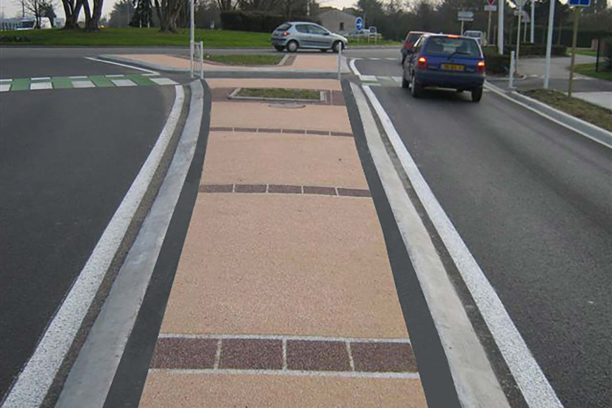 marquage paves synthetiques signaux girod