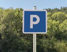 Panneau Parking C1A - signaux girod Aménager votre entreprise privée