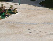 Place pavé centre ville - aménager votre collectivité