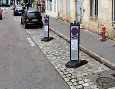 Balise anti-stationnement k5c Signaux Girod