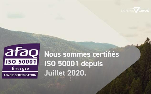 vignette vidéo certification iso 50001 signaux girod